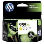 HP 955XL Yellow High Yield Ink Tank Cartridge L0S69AA