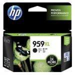 HP 959XL Black High Yield Ink Tank Cartridge L0R42AA