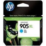 HP 905XL Cyan High Yield Ink Tank Cartridge T6M05AA