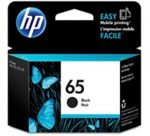 GENUINE HP 65 Black Ink Cartridge N9K02AA