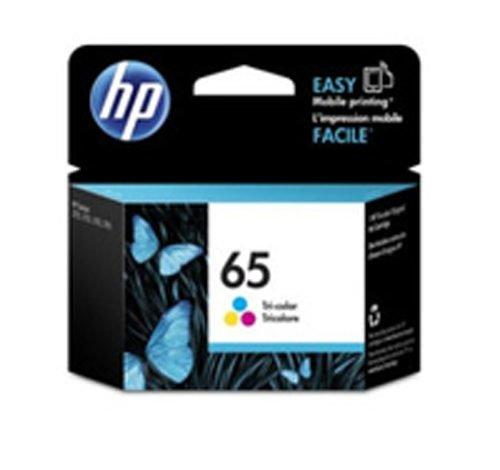 GENUINE HP 65 Tri Colour Ink Cartridge N9K01AA