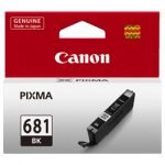 Canon 681 Black Ink Tank Cartridge CLI681Bk