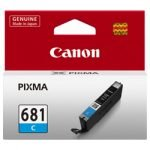 GENUINE Canon 681 Cyan Ink Tank Cartridge CLI681C