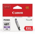 Canon 681XXL Photo Blue Extra High Yield Ink Tank Cartridge CLI681XXLPB