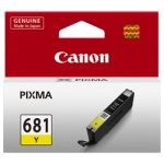 GENUINE Canon 681 Yellow Ink Tank Cartridge CLI681Y