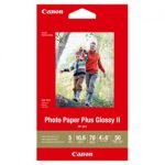GENUINE Canon 4x6 PP301 Glossy Plus Inkjet Photo Paper 50 pack