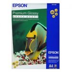 GENUINE Epson A4 Glossy Photo Inkjet Paper 255gsm 20 Pack S041287