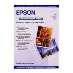 Epson A3 Archival Inkjet Paper 192gsm 50 Pack S041344