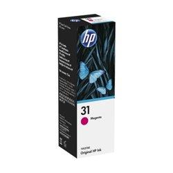 GENUINE HP 31 Magenta Ink Refill Bottle 1VU27AA 70ml