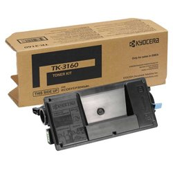 GENUINE Kyocera TK3164 Black Mono Toner Cartridge Kit TK-3164