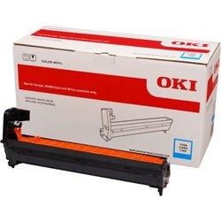 GENUINE Oki C712N Cyan Imaging Drum Unit 46507411