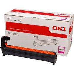 GENUINE Oki C712N Magenta Imaging Drum Unit 46507410