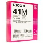 GENUINE Ricoh GC41M 3100 7100 Magenta Copier Toner Cartridge 405763