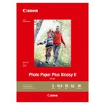 Canon A3 PP301 Photo Plus Glossy Inkjet Photo Paper 20 pack