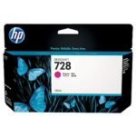 HP 728 Magenta Ink Tank Cartridge F9J66A 130ml