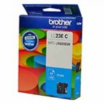 GENUINE Brother LC23 Cyan Ink Tank Cartridge LC-23EC